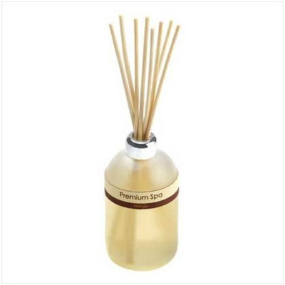 Furniture Creations Mango Scent Scented Spa Fragrance Diffuser Ten Straws