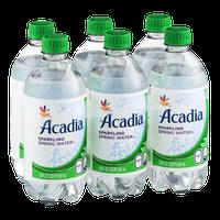 Acadia Sparkling Spring Water - 6 PK