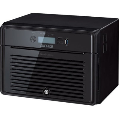 Buffalo Americas Inc Buffalo TeraStation 5800DN 8-Bay 48TB (8 x 6TB) RAID NAS & iSCSI Unified Storage - TS5800DN4808