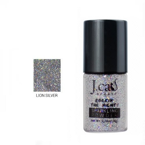 Jcat Beauty J. Cat Sparkling Powder 212 Lion Silver