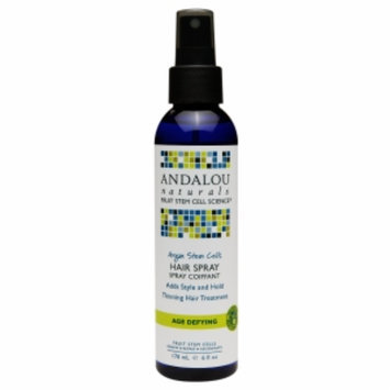Andalou Naturals Age Defying Hair Spray, 6 fl oz