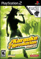 Harmonix Karaoke Revolution Party