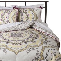 Boho Boutique Dakota Reversible Comforter Set - King