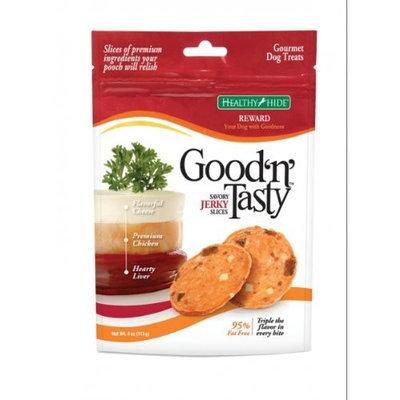 Salix Llc Good N Tasty Savory Jerky Slices Dog Treat