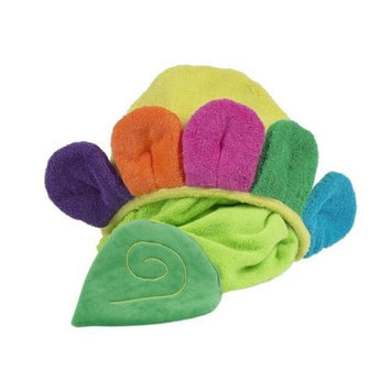 Zoocchini 11112 Flora the Flower Hooded Towel - 50 x 22 in.