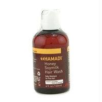 Hamadi Honey Soymilk Hair Wash Daily Shampoo (For Fine Hair) 120ml/4oz
