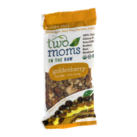 Two Moms In The Raw Gluten Free Nut Bar Goldenberry