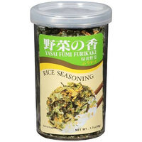 Ajishima Foods: Yasai Fumi Furikake Rice Seasoning, 1.7 Oz
