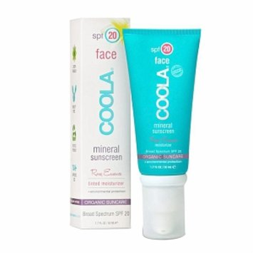 Coola Mineralface Tinted Reviews Find The Best Sunscreen