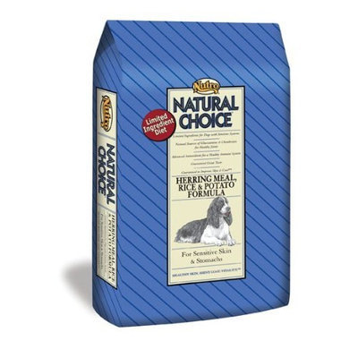 Natural Choice Dog Natural Choice Herring Meal, Rice, and Potato Formula Dog Food, 5-Pound