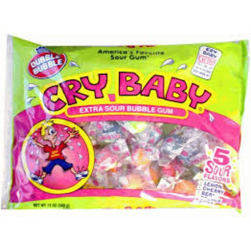 Kid Fun Cry Baby Sour Gumballs - 60 pieces per bag