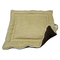 New Age Pet s Cozy Pet House Pad - Tan (Small)