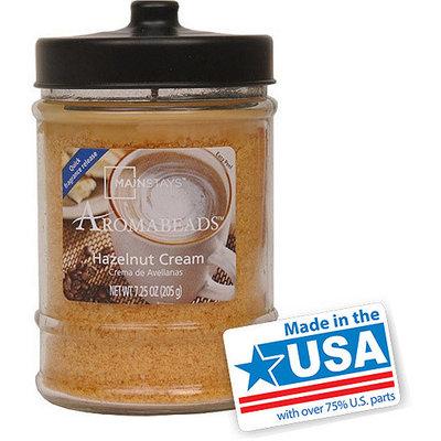 Mainstays 7.25-Ounce Aromabeads Candle, Hazelnut Cream