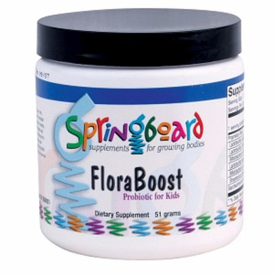 Ortho Molecular Products Flora Boost 30svgs, 3.6 oz