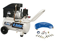 6 gal Air Compressor W/Acc. PCE6060K by Steele Products