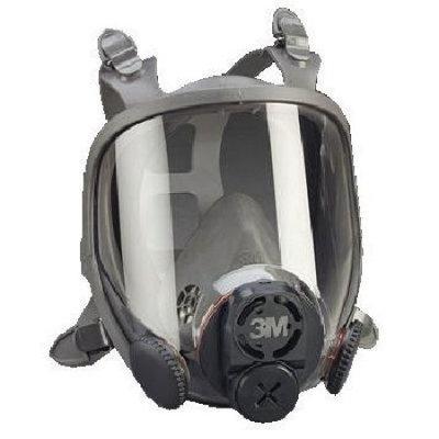 3M 6800DIN 3M(TM) 6700DIN Full Face Respirator,M