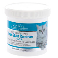 21st Century Cat Tear Stain Remover Pads