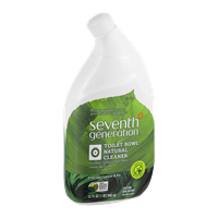 Seventh Generation Toilet Bowl Natural Cleaner Emerald Cypress & Fir