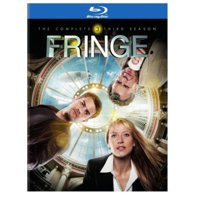 Fringe: The Complete Third Season (Blu-ray) (Widescreen)
