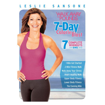 Good Times Video Leslie Sansone: Walk Away the Pounds - 7-Day Calorie Blast