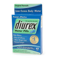 Diurex Original Formula Water Pills