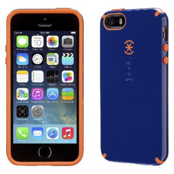 Speck Products Speck CandyShell Cell Phone Case for iPhone 5/5s - Blue/Orange (SPK-