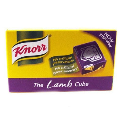 Knorr® Lamb Stock Cubes