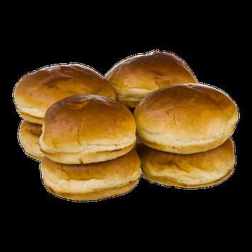 Brioche Hamburger Buns - 8 CT