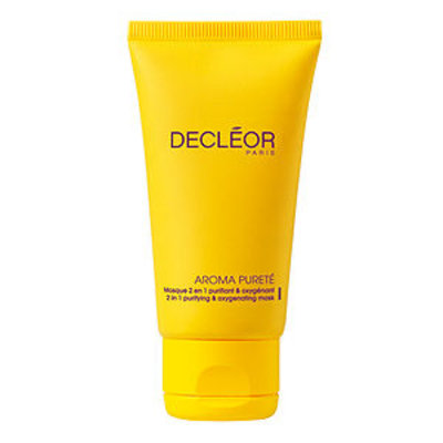 Decleor 2 in 1 Purifying & Oxygenating Mask