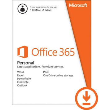 Microsoft MICROSOFT QQ2-00092 OFFICE 365 PERSONAL 32/64