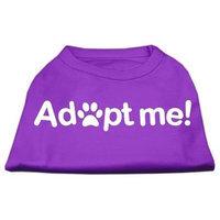 Ahi Adopt Me Screen Print Shirt Purple XL (16)