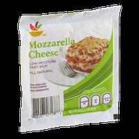 Ahold Cheese Mozzarella Part-Skim All Natural