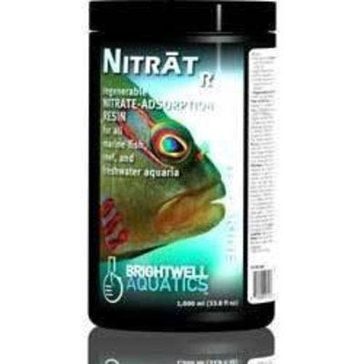 Brightwell Aquatics ABANITR250 Nitrat-R Resin Filter Media for Aquarium, 8.5-Ounce