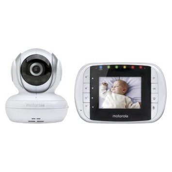 Motorola Digital Video Baby Monitor with 2.8