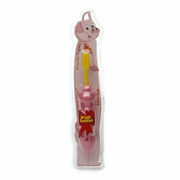 BrushBuddies Priscilla Piggles Talking Toothbrush