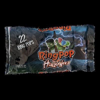 Ring Pop Halloween Ring Pops - 22 CT