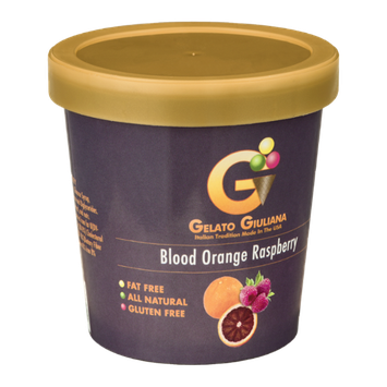 Gelato Giuliana Blood Orange Raspberry