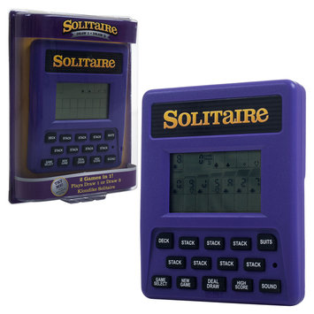 Reczone, L.l.c. RecZone Electronic Handheld Solitaire Game