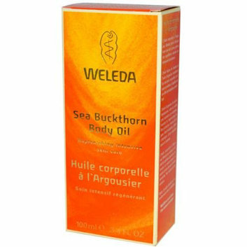 Weleda Body Oil Sea Buckthorn 3.4 fl oz