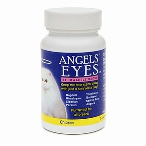 Angels' Eyes Tear Stain Supplement for Cats