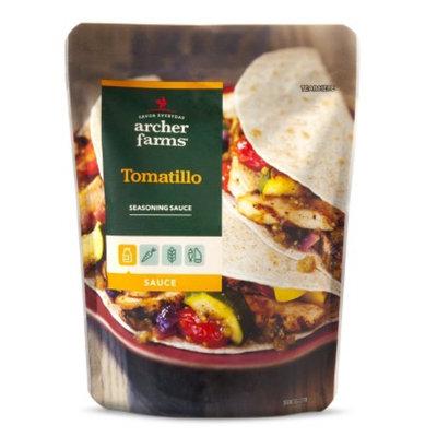 Archer Farms Chile Verde Sauce 8.2 oz