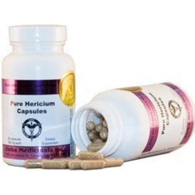 Aloha Medicinals Inc. Pure Hericium 90 capsules 500 mg