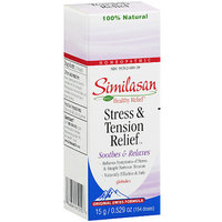 Similasan Stress and Tension Relief 15 g