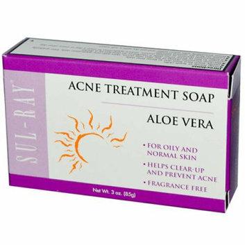 At Last Naturals Acne Treatment Soap 3 oz