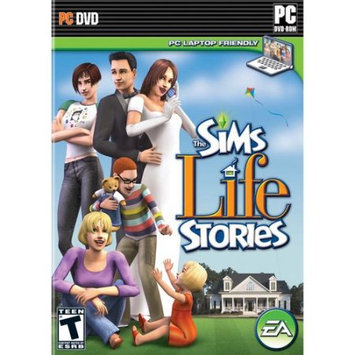 Ea Sims: Life Stories DVD for PC