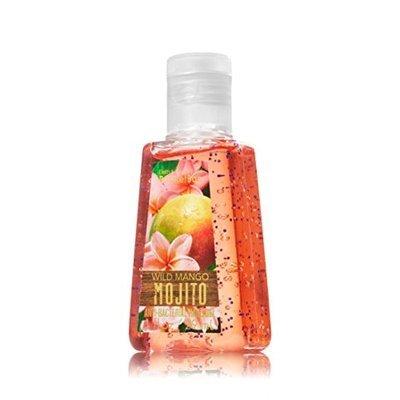 Bath & Body Works Bath and Body Works Wild Mango Mojito Anti-bacterial Hand Gel 1 Fl Oz Pocketbac