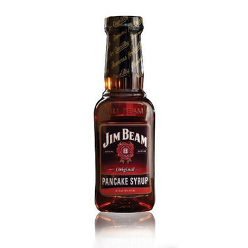 Jim Beam Pancake Syrup, 14-Ounce (Pack of 3)