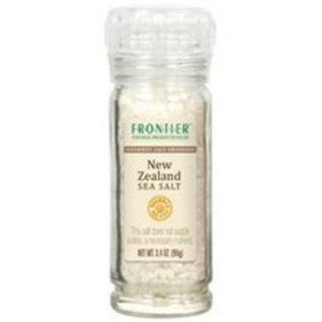 Frontier Herb New Zealand Sea Salt Grinder 3.4 oz. (Pack of 6)