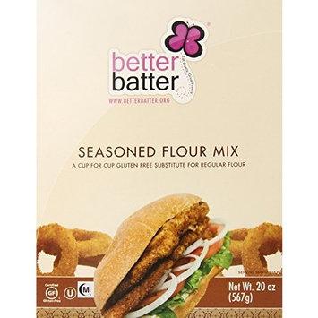 Better Batter Seasoned Flour, 20 Ounce