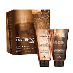 ALTERNA BAMBOO Men Shampoo & Conditioner Duo
